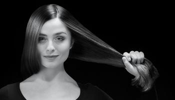melegollós hajvágás esetén hajad erősebb és dúsabb lesz