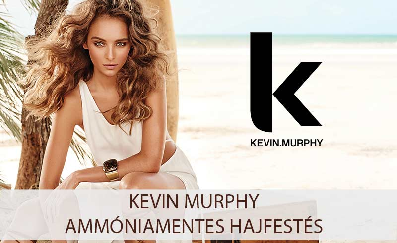Kevin Murphy ammóniamentes hajfestés