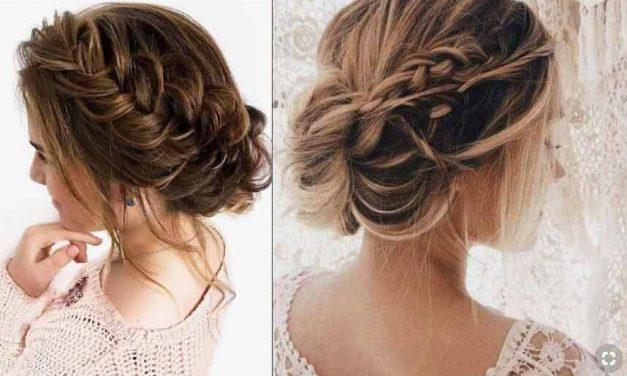 24 ballagási frizuraötlet félhosszú hajból (amitől eláll majd a lélegzeted)