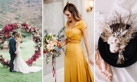 Esküvői trendek a 2019-es szezonban: ezek hódítanak idén nyáron!