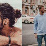 8 ütős férfikonty – viseld stílusosan a hosszú hajad