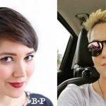 15 Pixie frizura kerek archoz