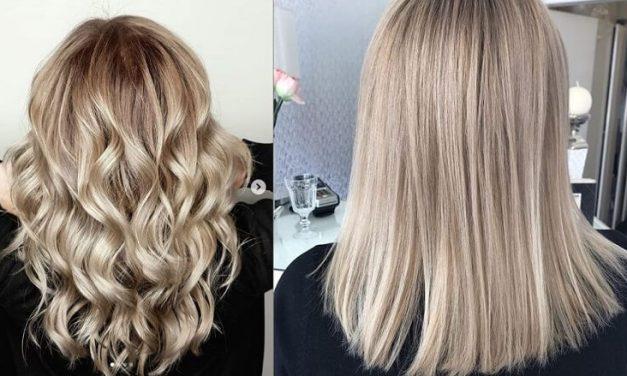 11 gyönyörű melír szőke hajhoz