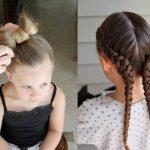 10 édes kislány frizura hosszú hajból