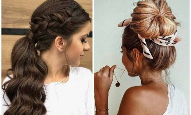 25 trendi frizura a hétköznapokra (hosszú hajból)