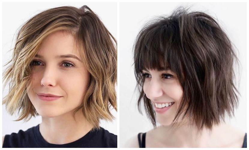 Íme a legizgalmasabb tépett bubi frizurák
