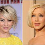 16 legszebb rövid szőke frizura (sztároktól inspirálódva)