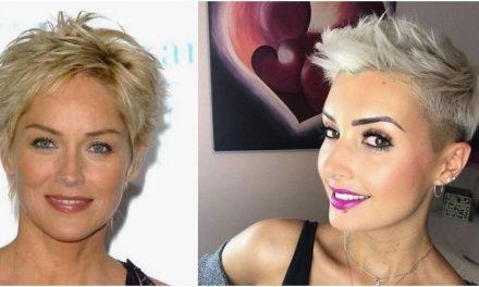 A 25 legvonzóbb rövid tépett frizura (melyek vastagítják a hajad)