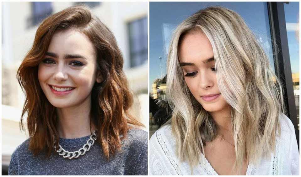 A legdögösebb félhosszú frizurák hullámos hajból készülnek!