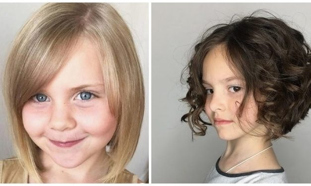 15 édes kislány frizura rövid hajból