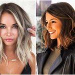 Divatos félhosszú frizurák (amik után megfordulnak az utcán)