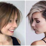Ezek a legjobb rövid frizurák kevés hajból