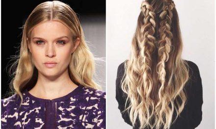 Így tüntesd el a frufrut, ha változtatni szeretnél frizurádon (egyszerűen)
