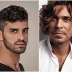 A göndör hajú férfiak is egy sor izgalmas frizurából választhatnak