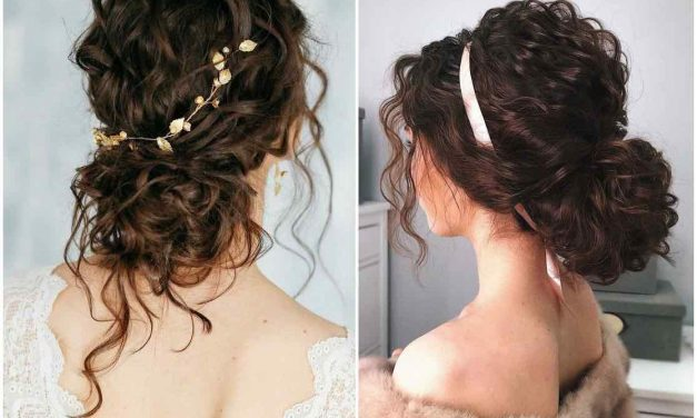 10 fenséges alkalmi frizura göndör hajból