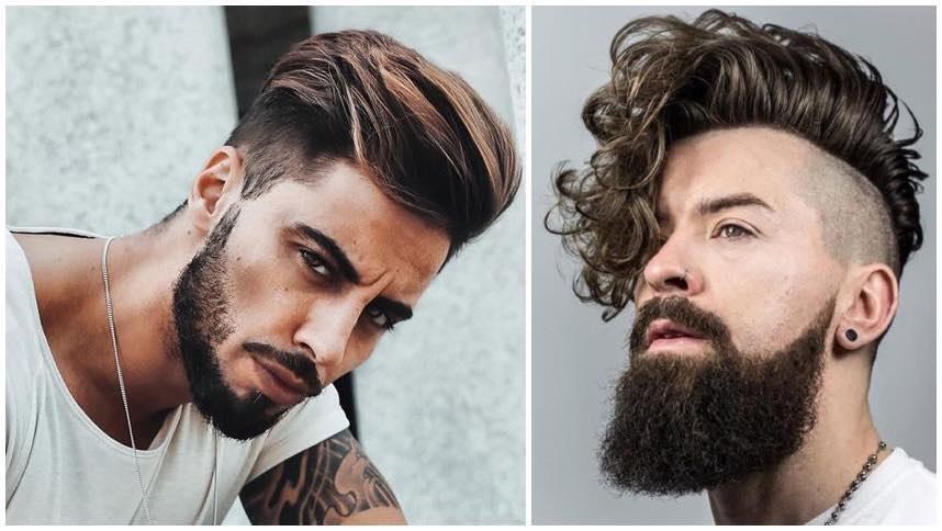 9 oldalra fésült férfi frizura, melyek kiállták az idő próbáját
